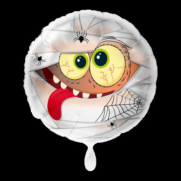 1 Ballon - Mumie
