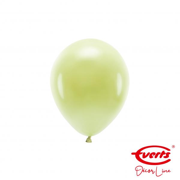 100 Miniballons - DECOR - Ø 13cm - Macaron - Pistachio