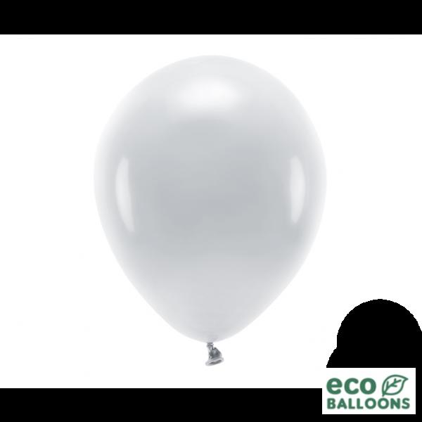 100 ECO-Luftballons - Ø 30cm - Grey