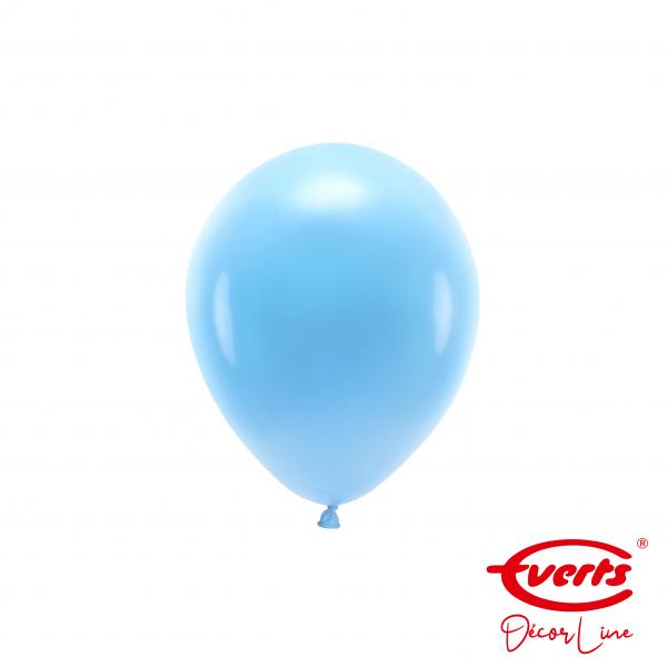 100 Miniballons - DECOR - Ø 13cm - Droplets - Blue