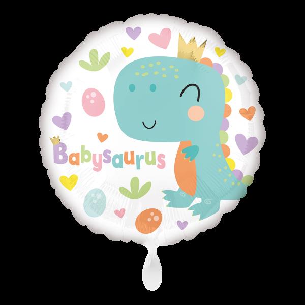 1 Ballon - Babysaurus