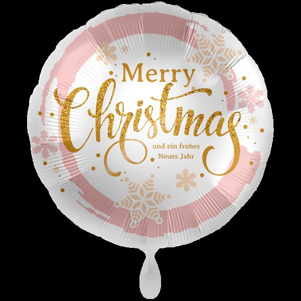 1 Ballon XXL Merry Christmas