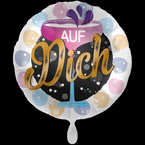 1 Ballon XXL - Auf Dich