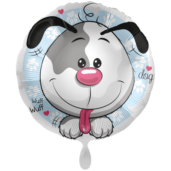 1 Ballon XXL - Jolly Dog