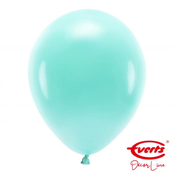 50 Luftballons - DECOR - Ø 35cm - Robins Egg Blue
