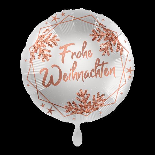 1 Ballon - Weihnachtstraum
