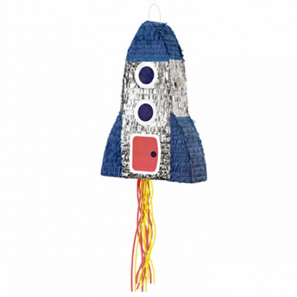 1 Pinata - Rocket