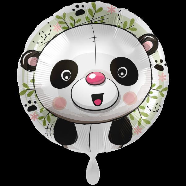 1 Ballon XXL - Happy Panda Bear