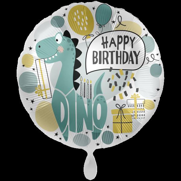 1 Ballon XXL - Cool Dino Party