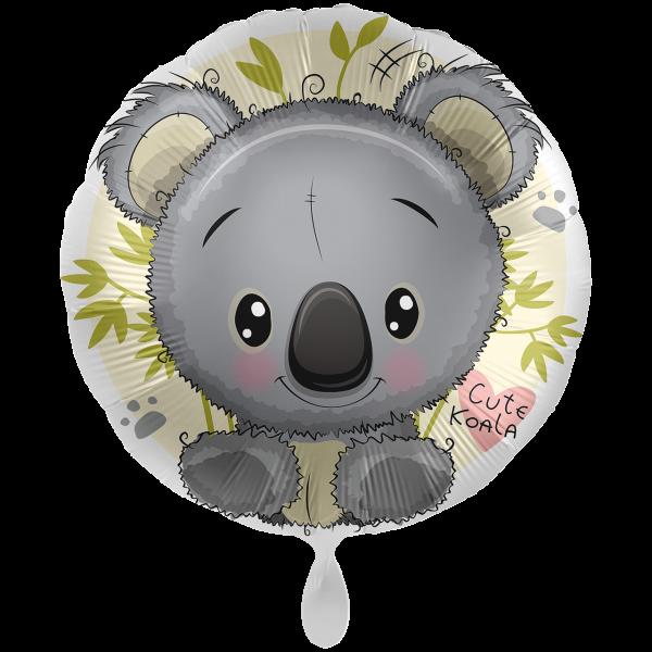 1 Ballon XXL - Cute Koala Bear
