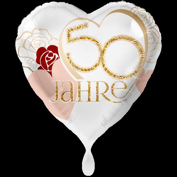 1 Ballon XXL - 50 Jahre