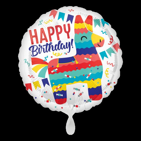 1 Ballon - Pinata Party