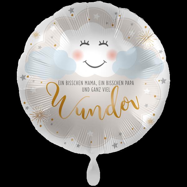 1 Ballon XXL - Baby Wunder