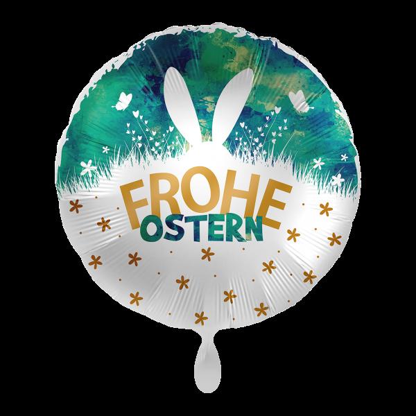 1 Ballon - Frohe Ostern