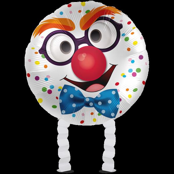 1 Ballonwalker - Happy Clown