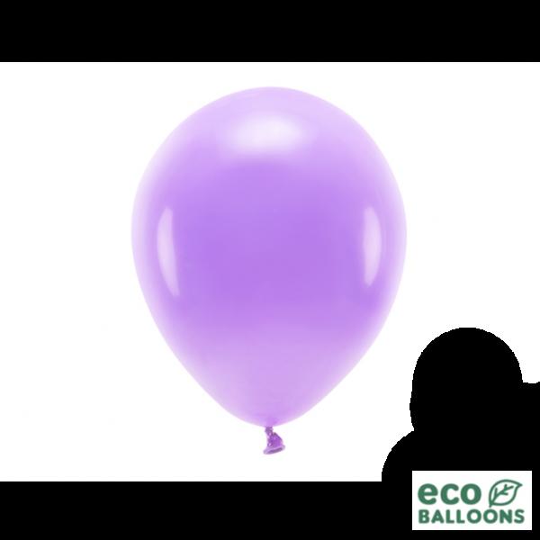 100 ECO-Luftballons - Ø 26cm - Lavender