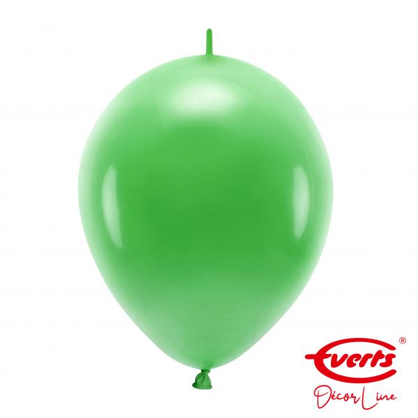 50 Girlandenballons - DECOR - Ø 30cm - Festive Green