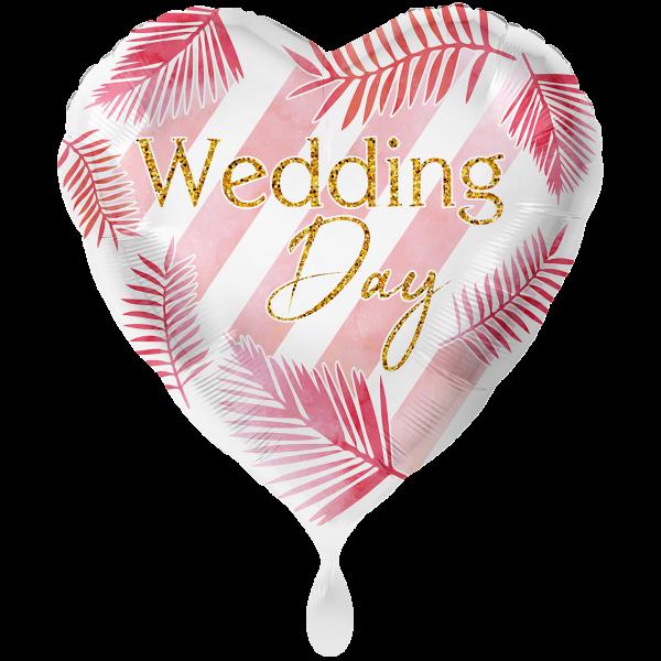1 Ballon XXL - Wedding Day Modern