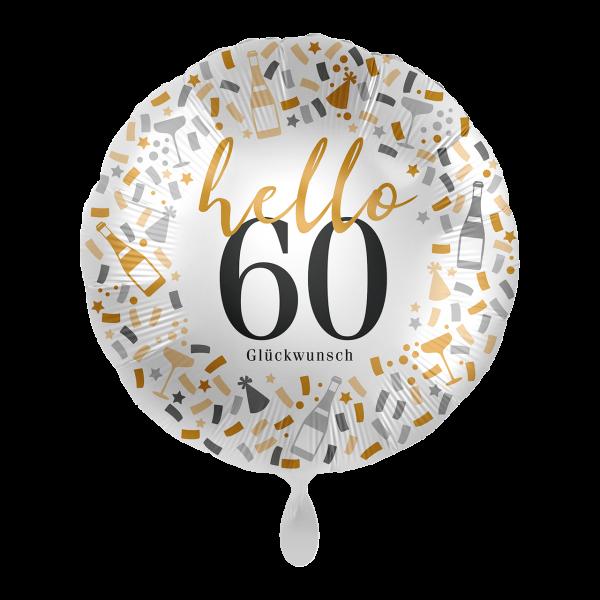 1 Ballon - Hello 60