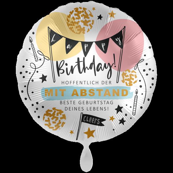 1 Ballon XXL - Best Birthday Ever!