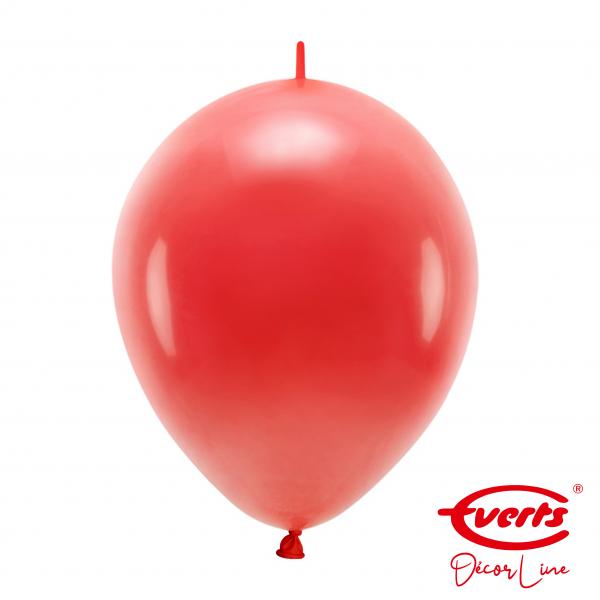 50 Girlandenballons - DECOR - Ø 30cm - Apple Red