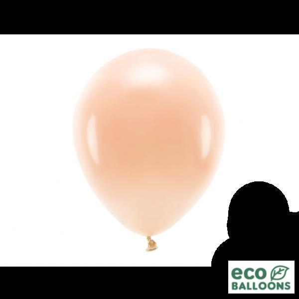 100 ECO-Luftballons - Ø 26cm - Peach