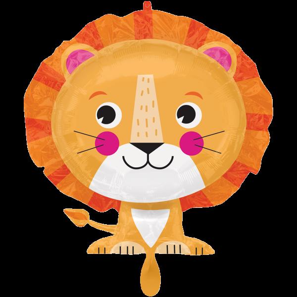 1 Ballon XXL - Lion