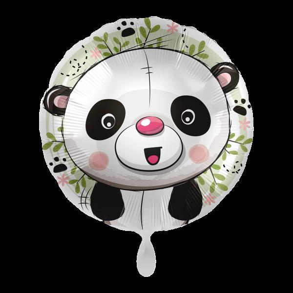 1 Ballon - Happy Panda Bear