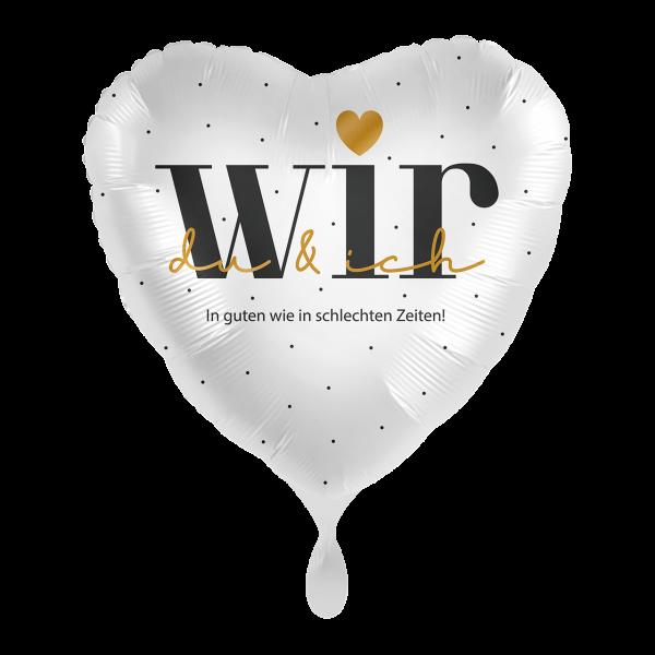 1 Ballon - WIR Promise