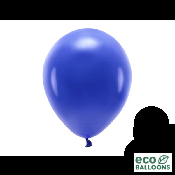 10 ECO-Luftballons - Ø 26cm - Navy Blue