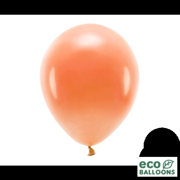 100 ECO-Luftballons - Ø 30cm - Orange