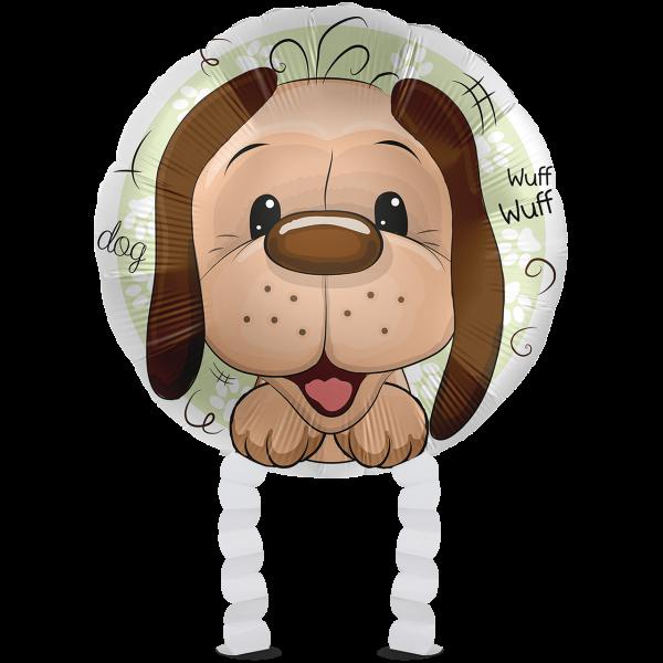 1 Ballonwalker - Playful Dog
