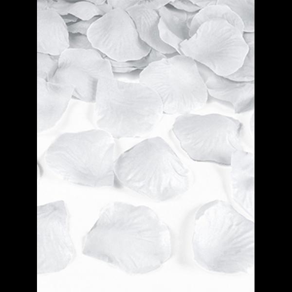 500 Rosenblätter - Silber