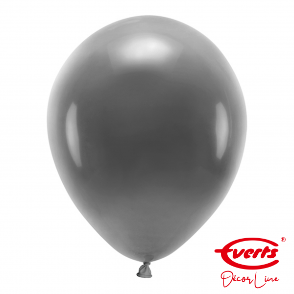 50 Luftballons - DECOR - Ø 35cm - Grey