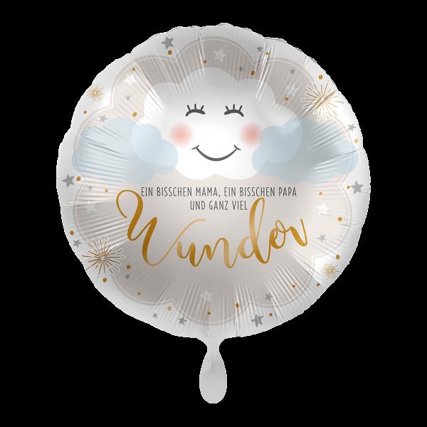 1 Ballon - Baby Wunder