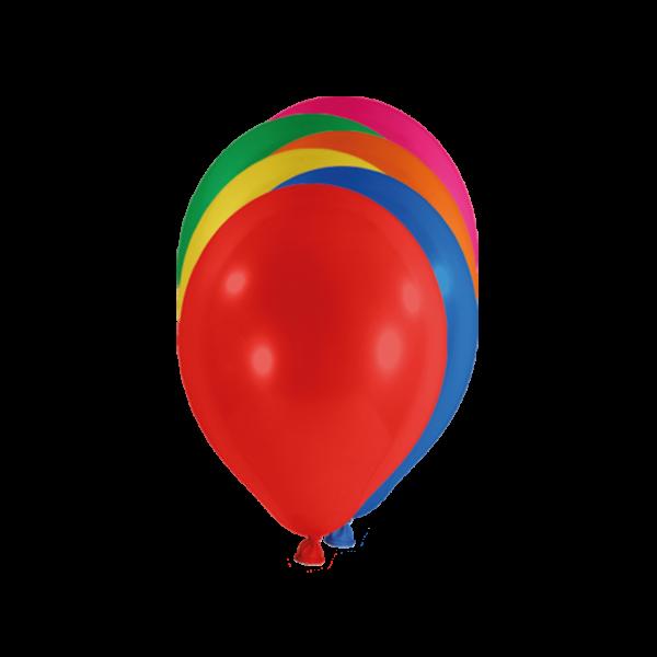 500 Luftballons - Ø 15cm - Bunt