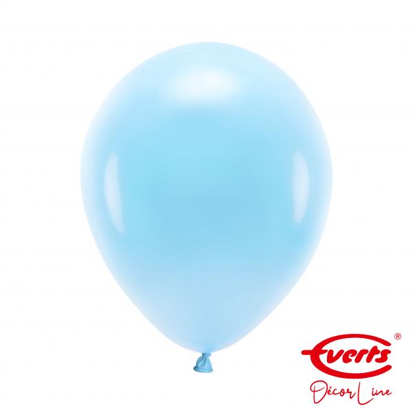 50 Luftballons - DECOR - Ø 28cm - Pastel Blue