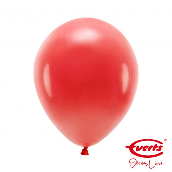 50 Luftballons - DECOR - Ø 28cm - Apple Red