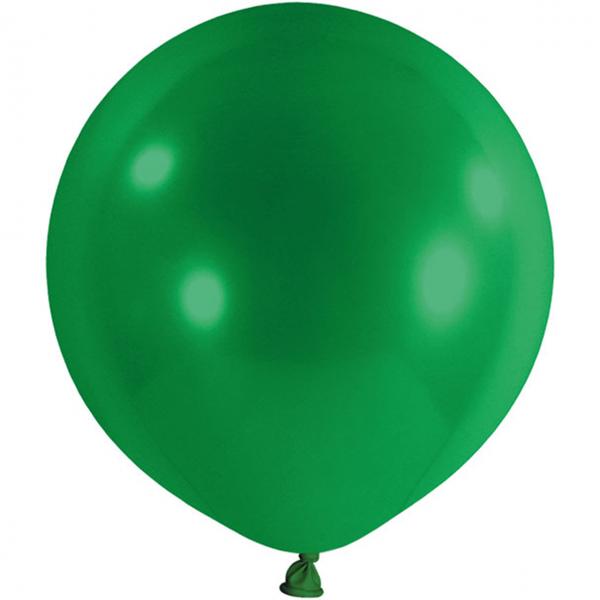 1 Riesenballon - Ø 1m - Grün