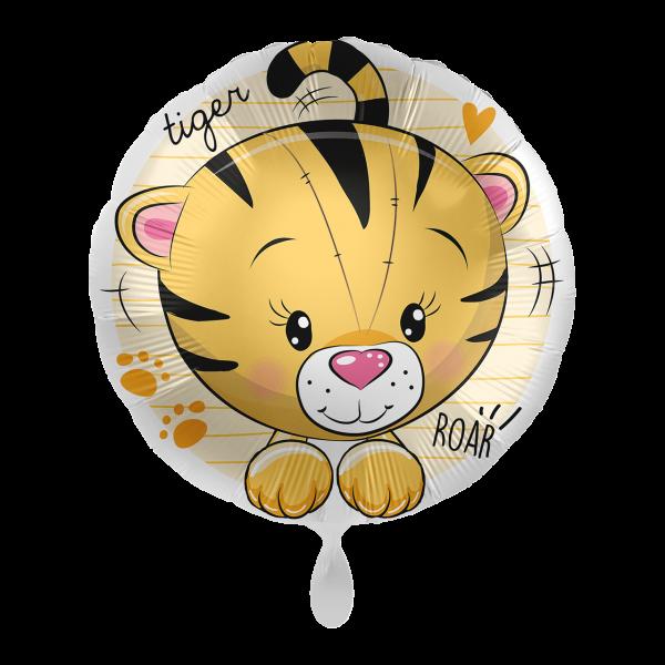 1 Ballon - Little Tiger
