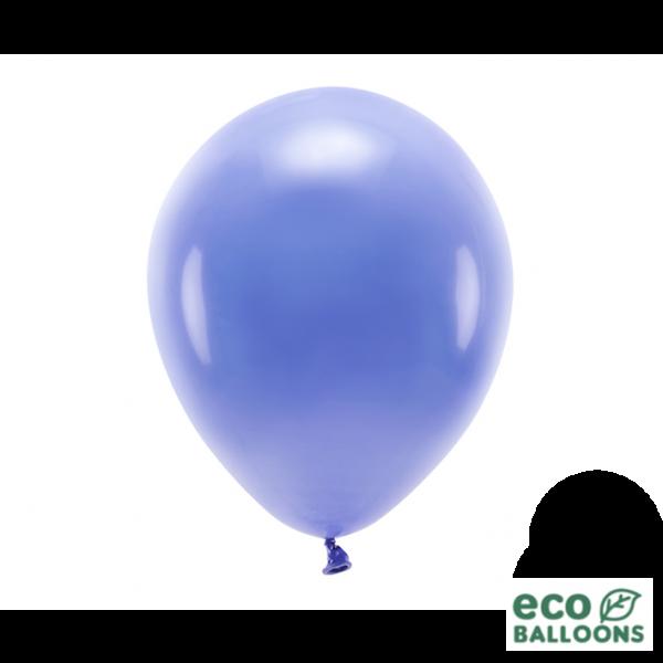 10 ECO-Luftballons - Ø 30cm - Ultramarine