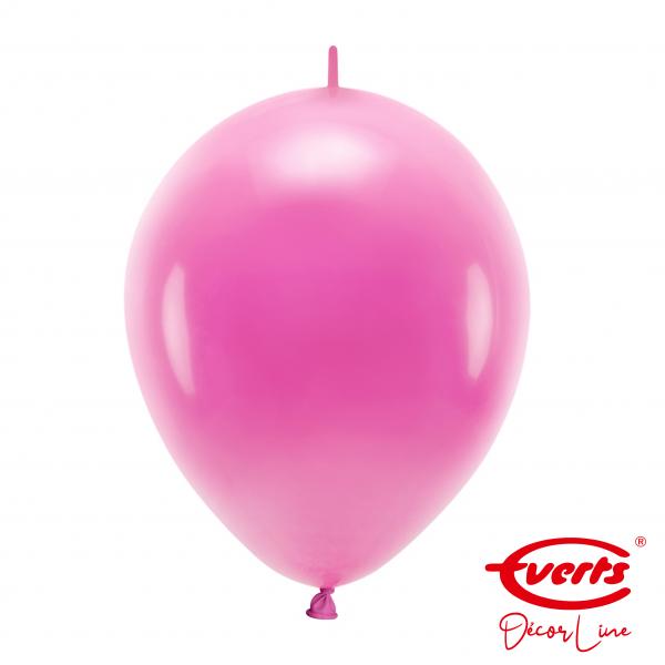 50 Girlandenballons - DECOR - Ø 30cm - Hot Pink