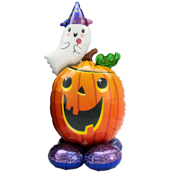 1 AirLoonz - Pumpkin and Ghost