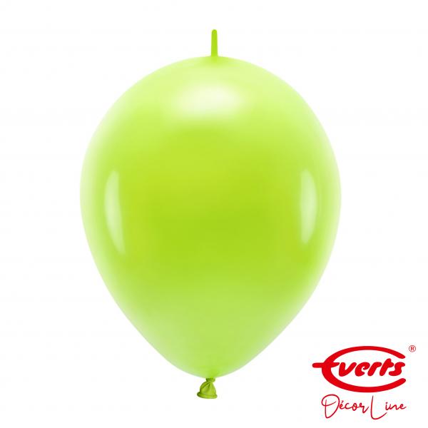 50 Girlandenballons - DECOR - Ø 30cm - Kiwi