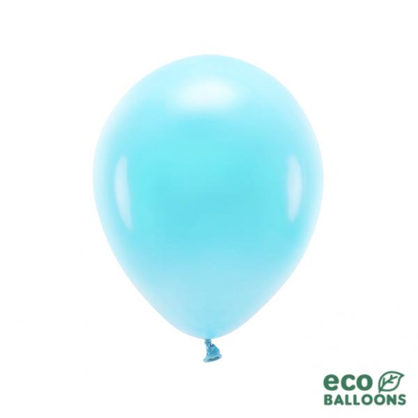 10 ECO-Luftballons - Ø 30cm - Light Blue