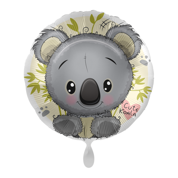 1 Ballon - Cute Koala Bear