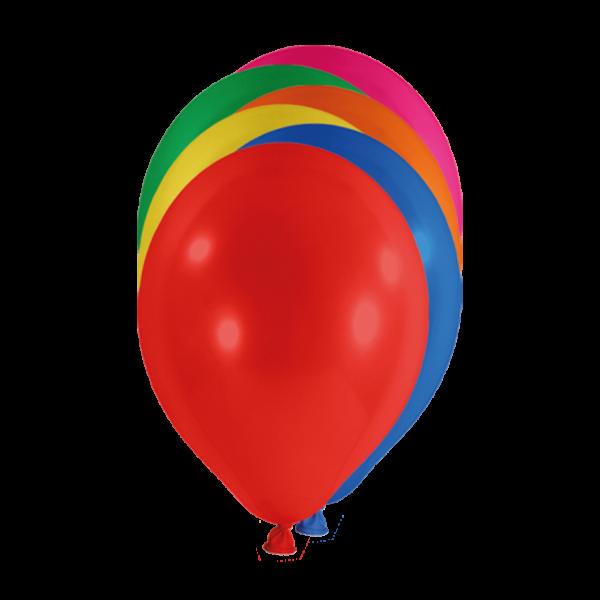 500 Luftballons - Ø 25cm - Bunt