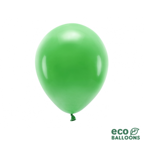 10 ECO-Luftballons - Ø 26cm - Green Grass