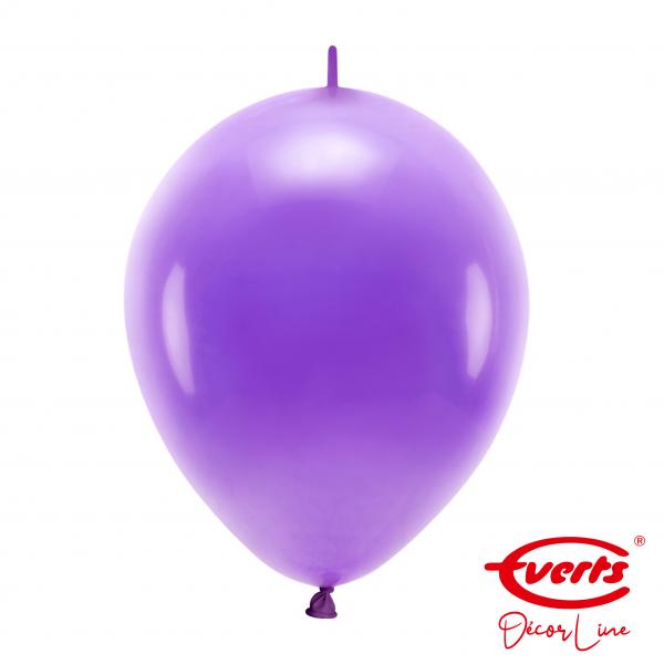 50 Girlandenballons - DECOR - Ø 30cm - New Purple