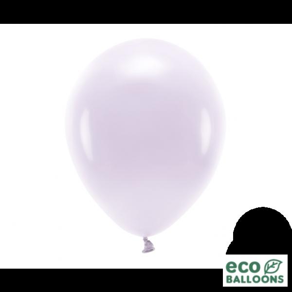 10 ECO-Luftballons - Ø 30cm - Light Lilac